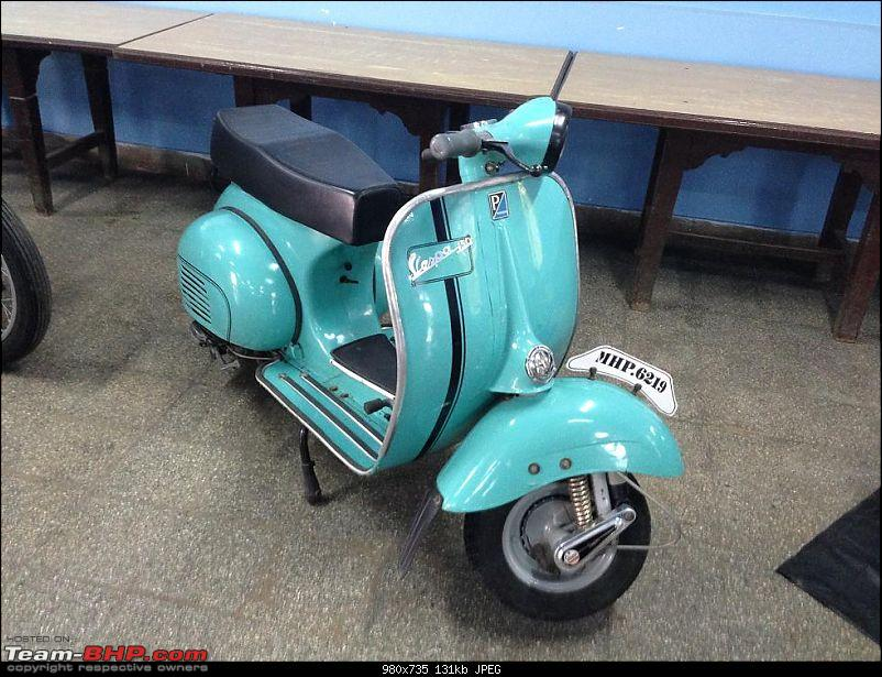 Vintage cars and bikes carnival - The Alexandra Girl's English Institution-vespa03.jpg