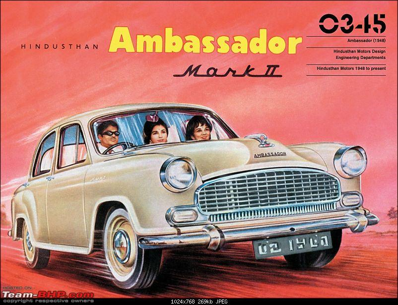 Daily Mumbai traffic in a classic? - Yes! Ambassador bought and restored.-image.jpg