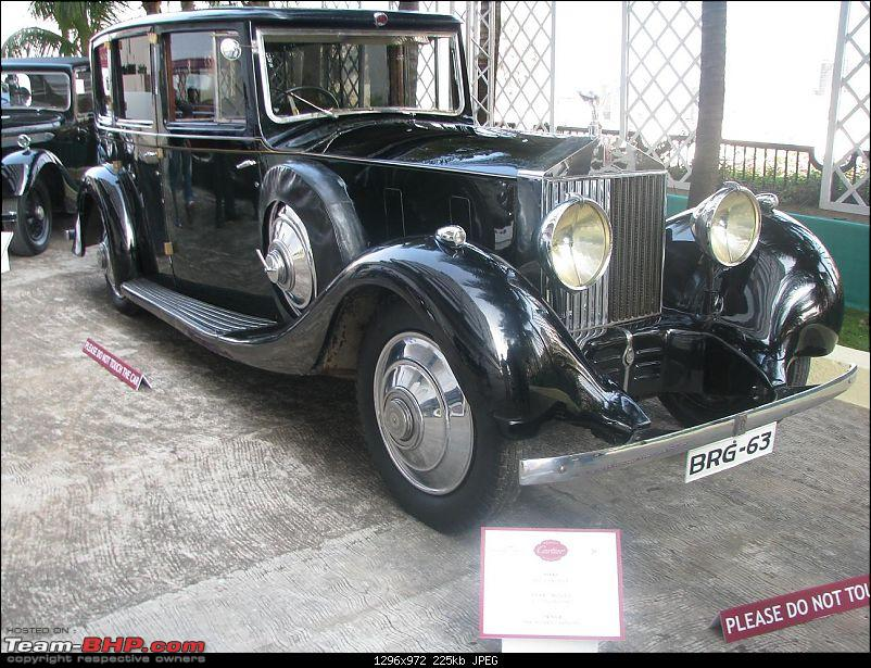 Third Cartier Concours d'Elegance: Feb 2013 in Mumbai (PICS on Page 19)-limo01.jpg