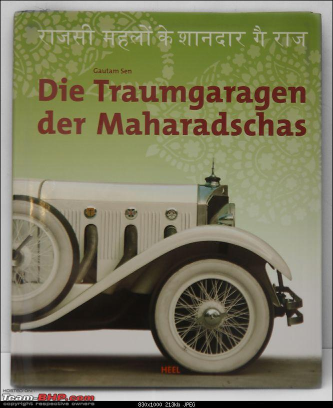 Book Review : The Maharajas & Their Magnificent Motor Cars-maharaja-book-german.jpg
