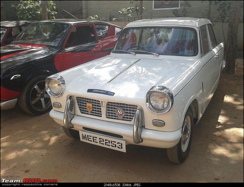 Three Vintage & Classic Car Rallies @ Bangalore, all on the same day!-704381_300103710100407_1611806250_o.jpg