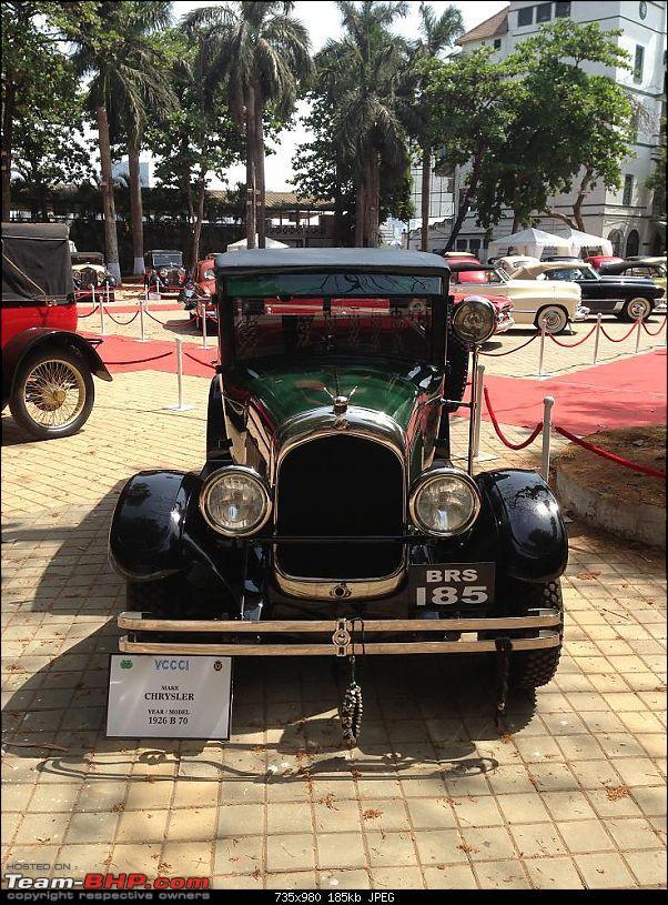 Vintage Cars and Bikes display at Turf Club Mumbai - April 18th - 21st-chrysler02.jpg