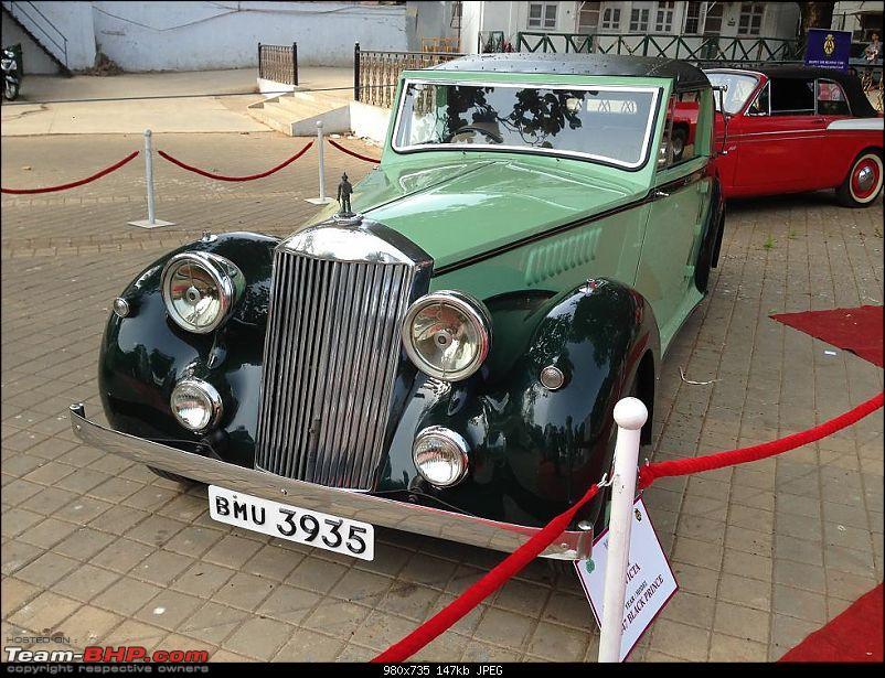 Vintage Cars and Bikes display at Turf Club Mumbai - April 18th - 21st-invicta01.jpg