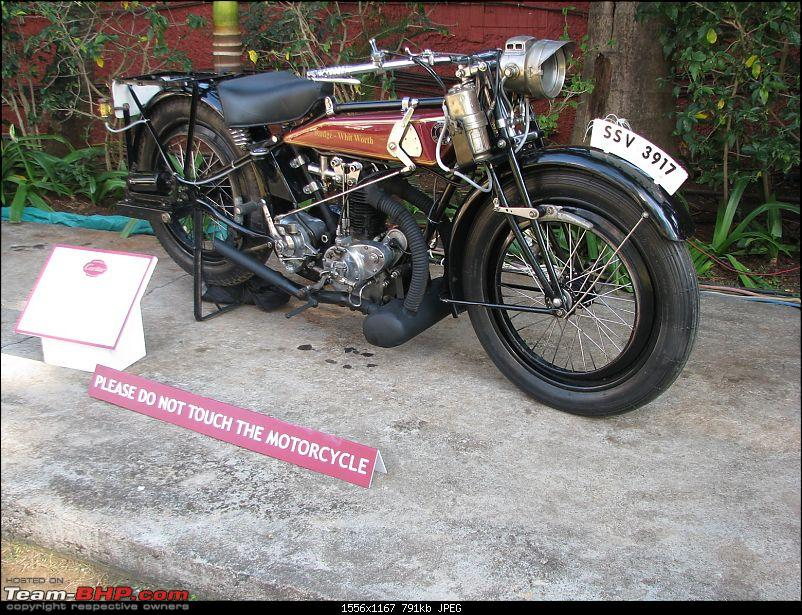 Vintage Cars and Bikes display at Turf Club Mumbai - April 18th - 21st-img_0406.jpg