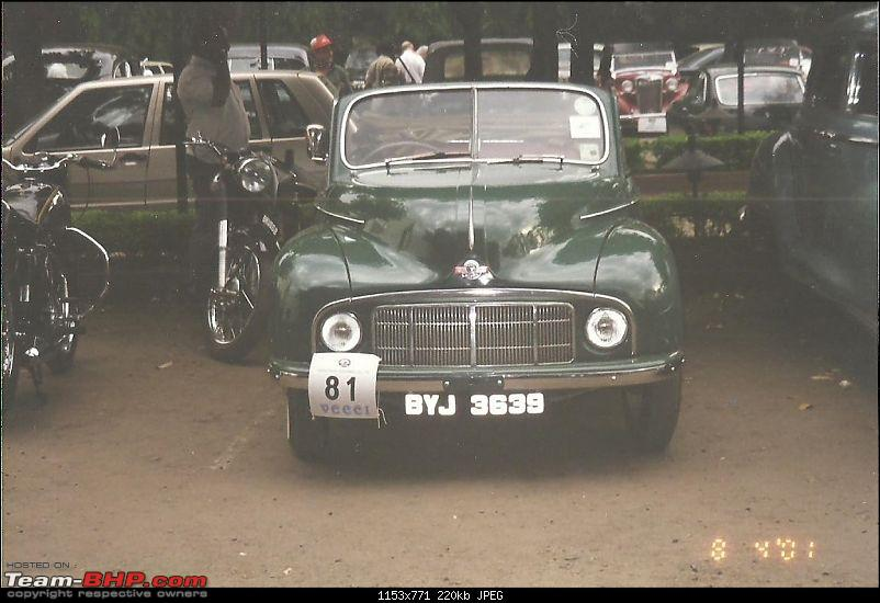 Pics of Pune vintage rally, 10+ years old-morris01.jpg