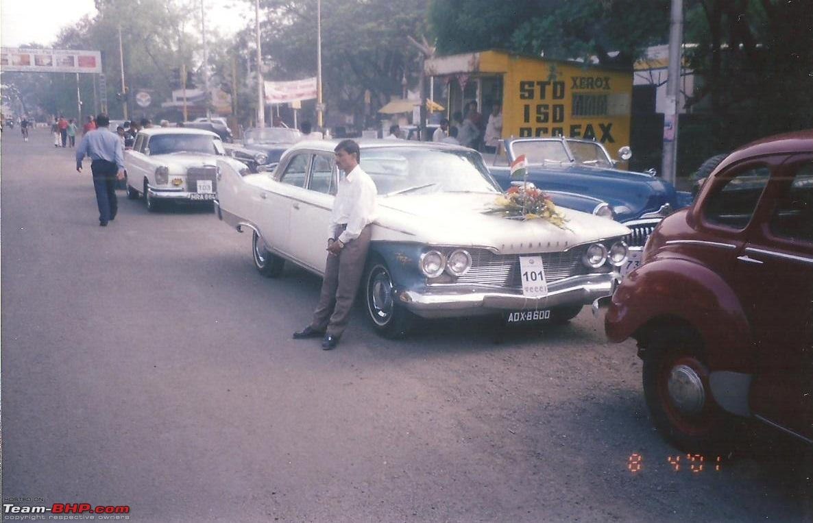 Pics Of Pune Vintage Rally, 10+ Years Old