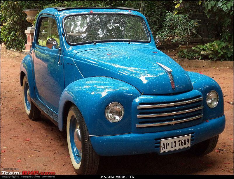 Pilots & his 1950 Mouse Restoration - Fiat Topolino Delivered-dsc01456.jpg