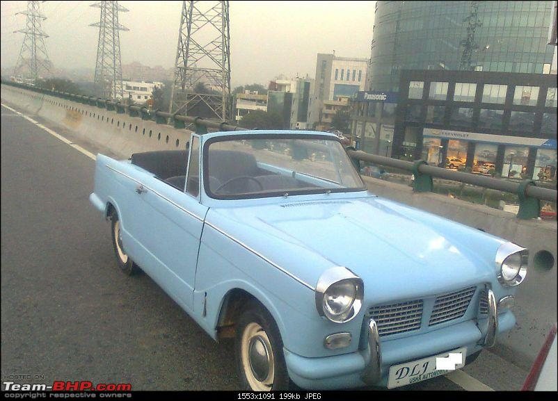 Standard cars in India-blueher.jpg