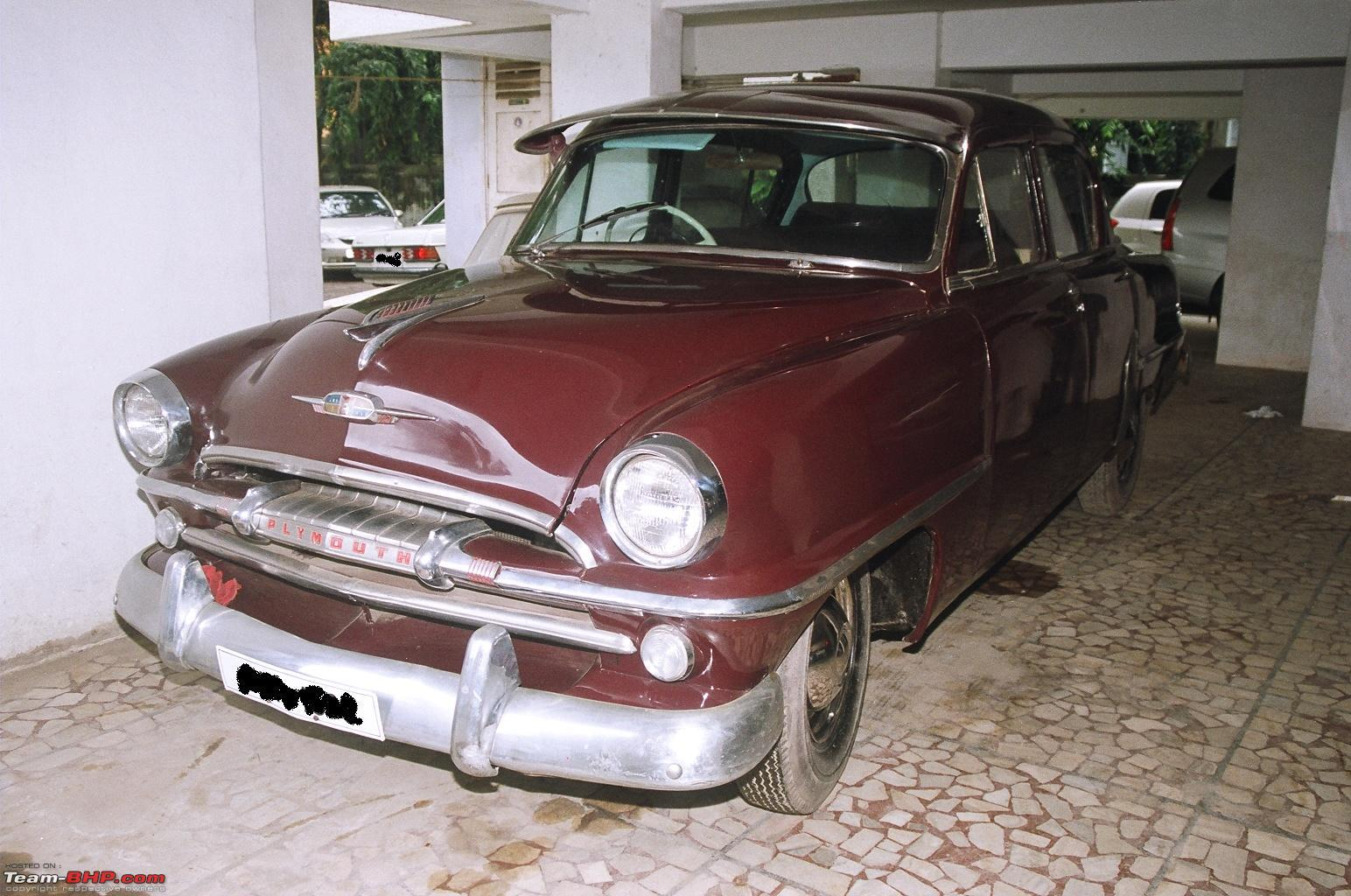 Restoration services : Classic cars with Modern mechanicals - Team-BHP