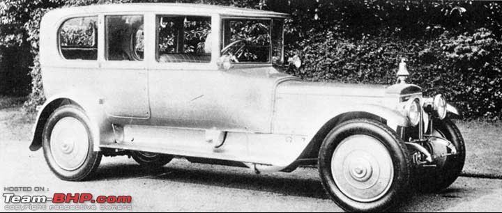 Name:  Hukumchand  Daimler V12 Gold India 1930.jpg Views: 821 Size:  51.7 KB
