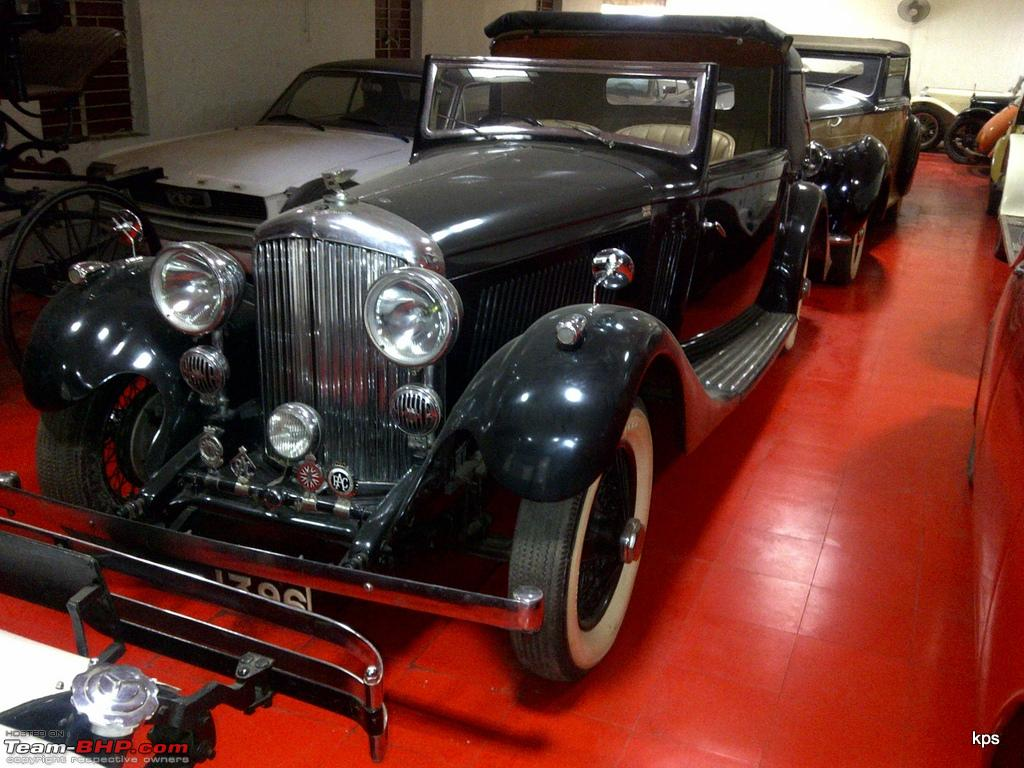 Vintage And Classic Cars In Orissa Team Bhp