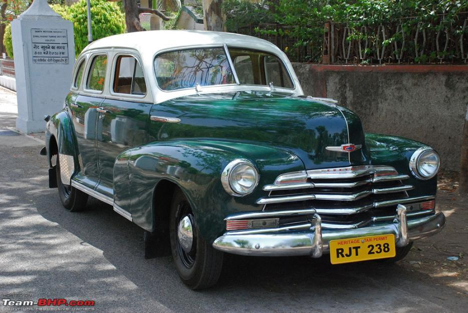 Pics Vintage Amp Classic Cars In India Page 140 Team Bhp