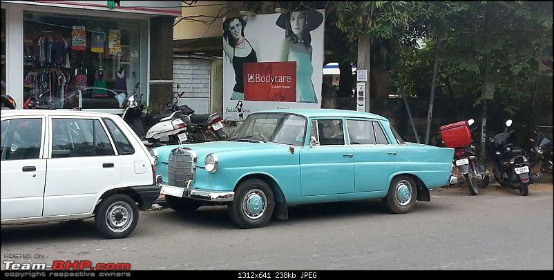 Vintage & Classic Mercedes Benz Cars in India-fintail1-3.jpg