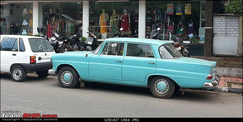 Vintage & Classic Mercedes Benz Cars in India-fintail1-4.jpg