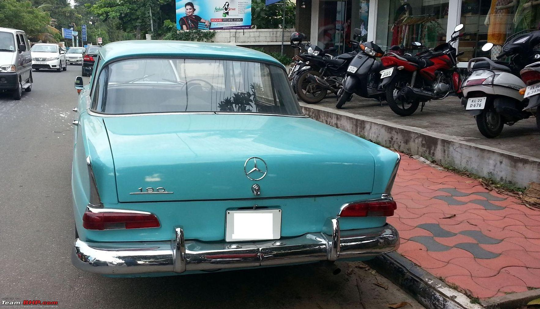 All Cars For Sale In Hyderabad Olx: Vintage & Classic Mercedes Benz Cars In India