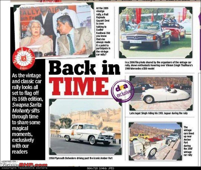 Jaipur's 16th Vintage & Classic Car Rally in January 2014-dna-1.jpg