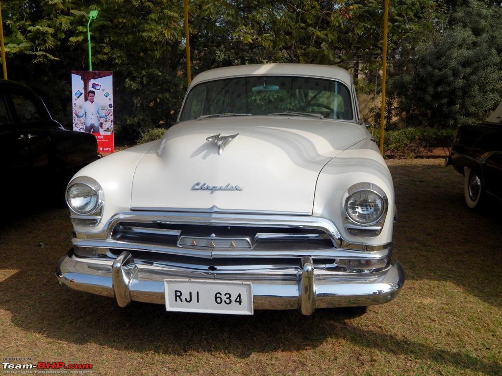 Vintage Car Rally Jaipur  Route
