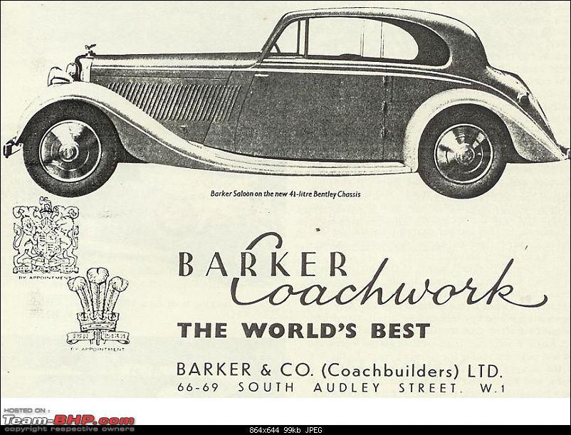 Classic Bentleys in India-barker.jpg