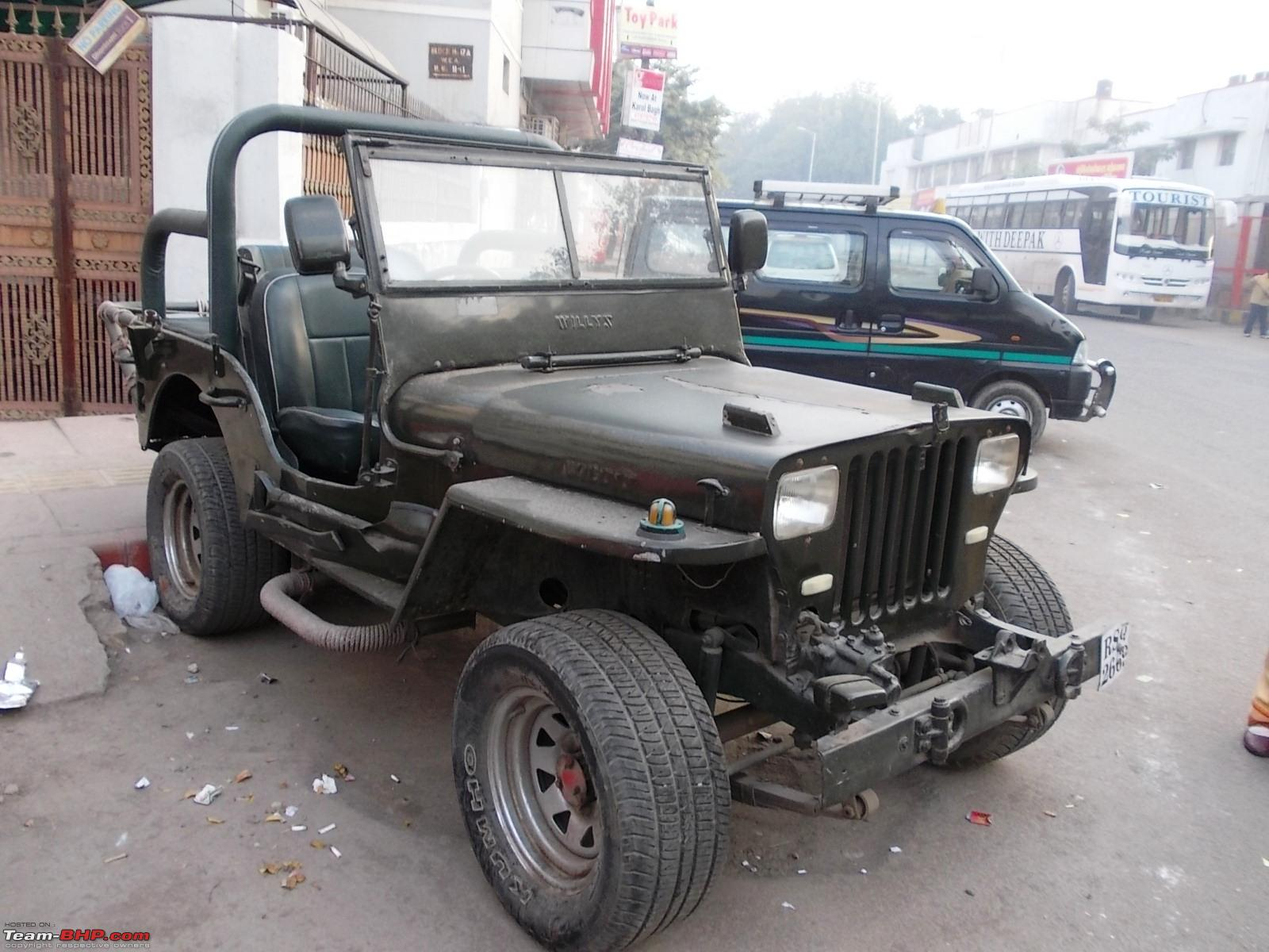 Jeep Willys Page 30 Team BHP