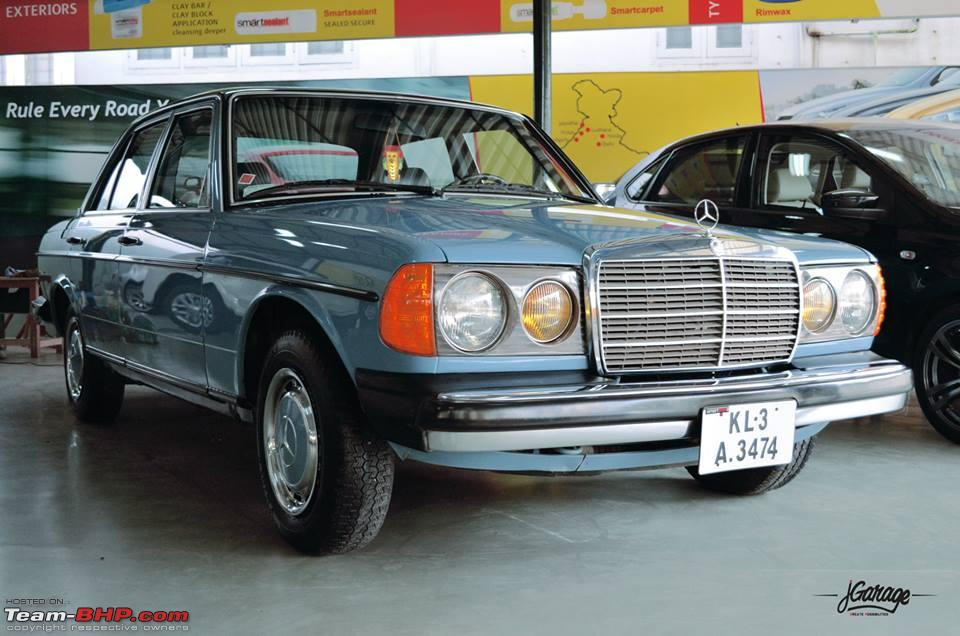 Vintage Classic Mercedes Benz Cars In India Page Team Bhp