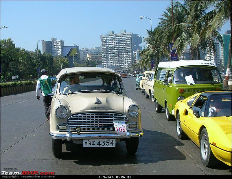 Daily Mumbai traffic in a classic? - Yes! Ambassador bought and restored.-daniel.jpg