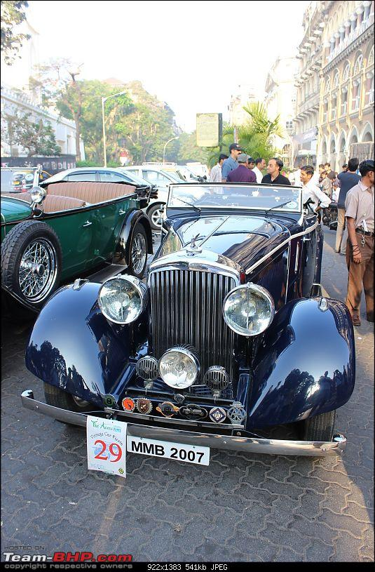 Report: VCCCI Classic Car & Bike Rally @ Bombay, March 2014-bentley01.jpg