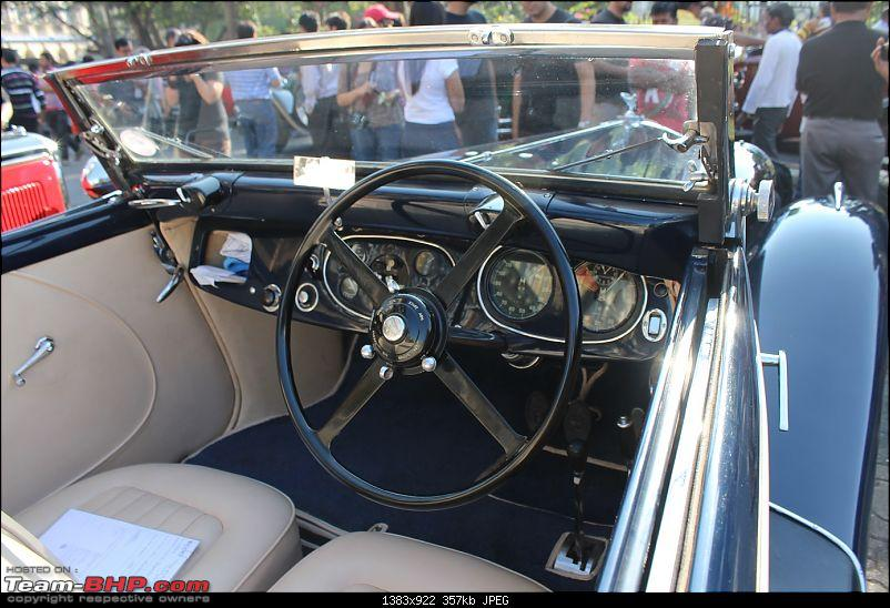 Report: VCCCI Classic Car & Bike Rally @ Bombay, March 2014-bentley04.jpg