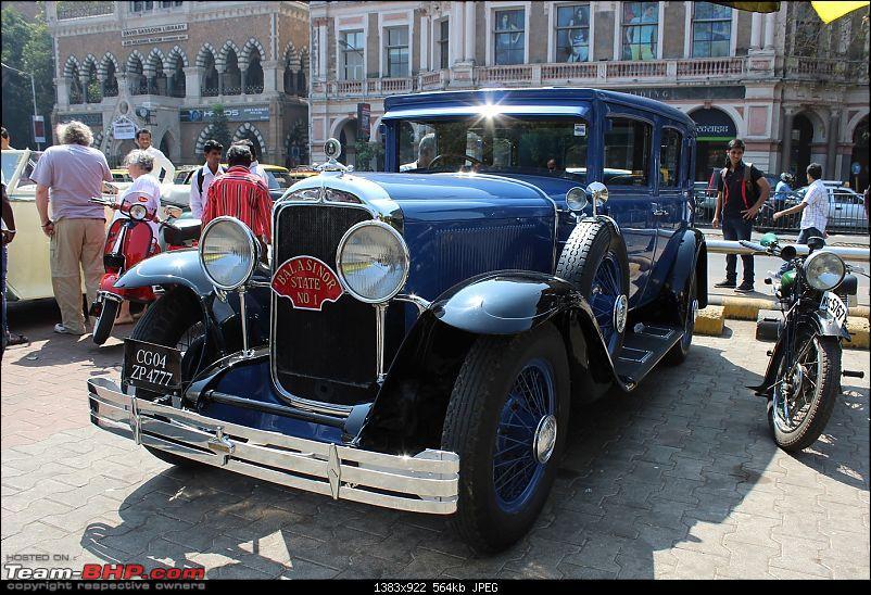 Report: VCCCI Classic Car & Bike Rally @ Bombay, March 2014-buick05.jpg