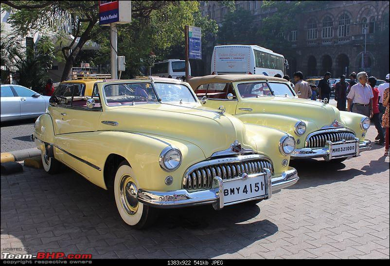 Report: VCCCI Classic Car & Bike Rally @ Bombay, March 2014-buick42.jpg