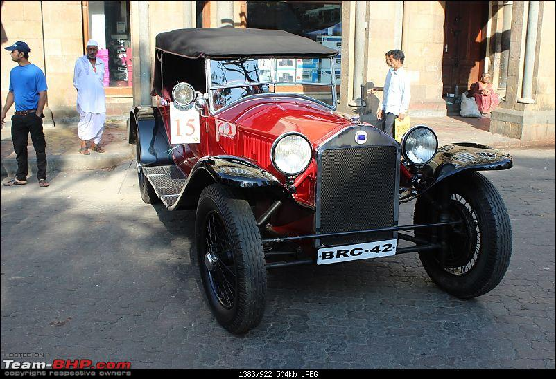 Report: VCCCI Classic Car & Bike Rally @ Bombay, March 2014-lancia01.jpg
