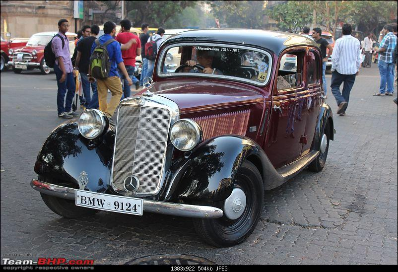 Report: VCCCI Classic Car & Bike Rally @ Bombay, March 2014-merc01.jpg