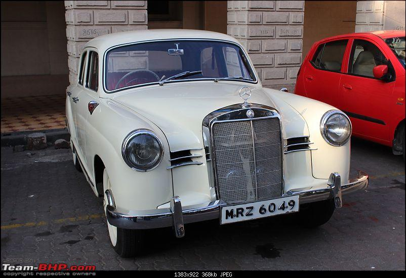 Report: VCCCI Classic Car & Bike Rally @ Bombay, March 2014-merc02.jpg
