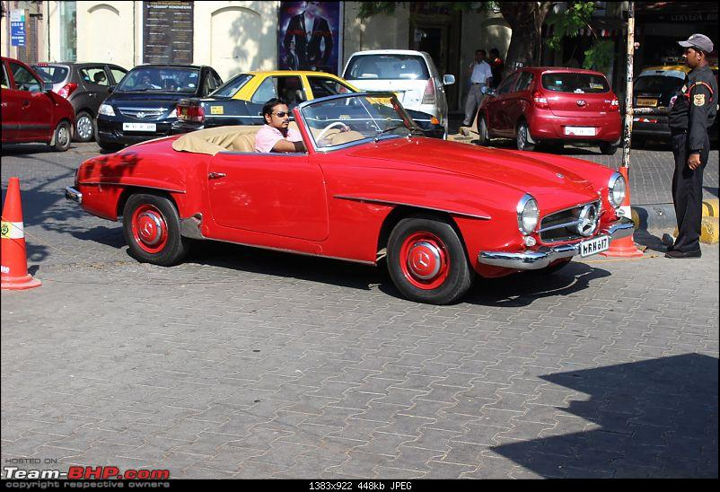 Report: VCCCI Classic Car & Bike Rally @ Bombay, March 2014-mercedes04.jpg