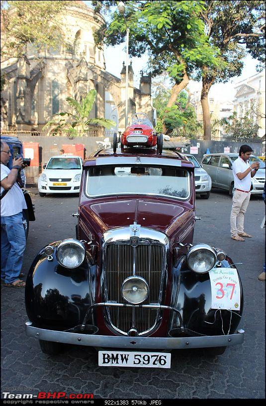 Report: VCCCI Classic Car & Bike Rally @ Bombay, March 2014-morris02.jpg