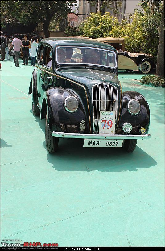 Report: VCCCI Classic Car & Bike Rally @ Bombay, March 2014-morris04.jpg