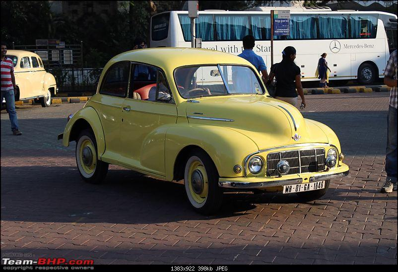 Report: VCCCI Classic Car & Bike Rally @ Bombay, March 2014-morris06.jpg