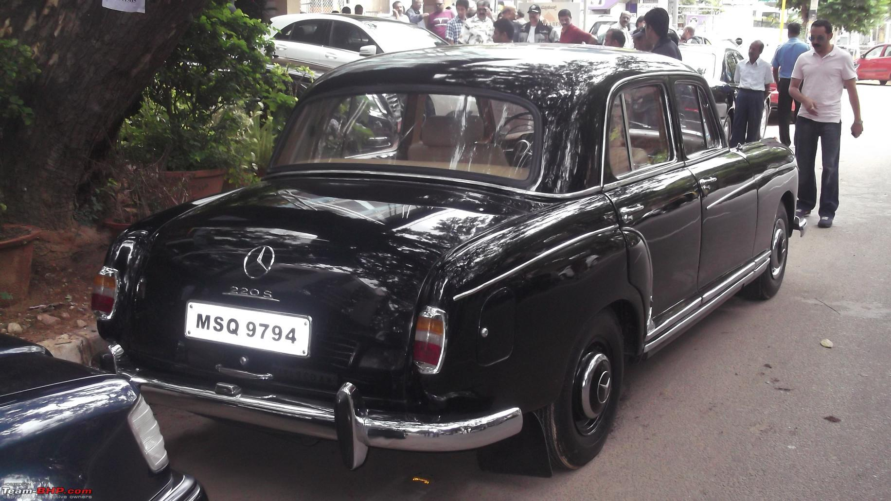 Vintage classic mercedes benz cars in india page 109 for All models of mercedes benz cars in india