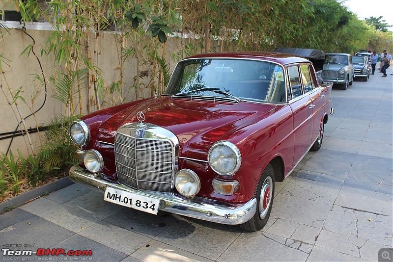 Report: Vintage Car & Bike Rally @ Pune (April 2014)-merc09.jpg
