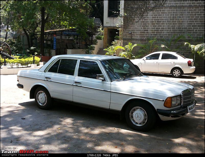 Vintage & Classic Mercedes Benz Cars in India-20140420_115504.jpg