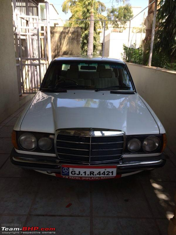 Vintage Classic Mercedes Benz Cars In India Page 111 Team Bhp