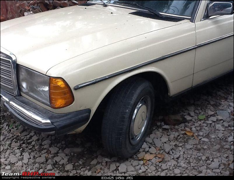 Vintage & Classic Mercedes Benz Cars in India-w123-03.jpg