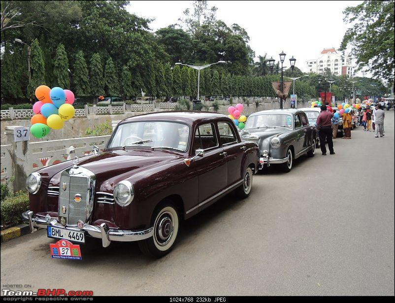 Karnataka Vintage & Classic Car Club Rally - Bangalore, August 2014-1956-ponton.jpg