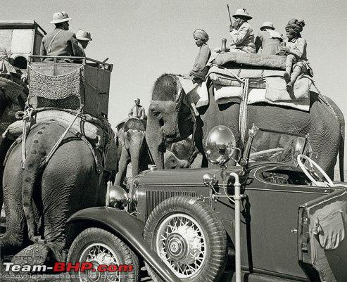Name:  1931 Buick caught in a traffic jam during colonial times.jpg Views: 5460 Size:  73.1 KB