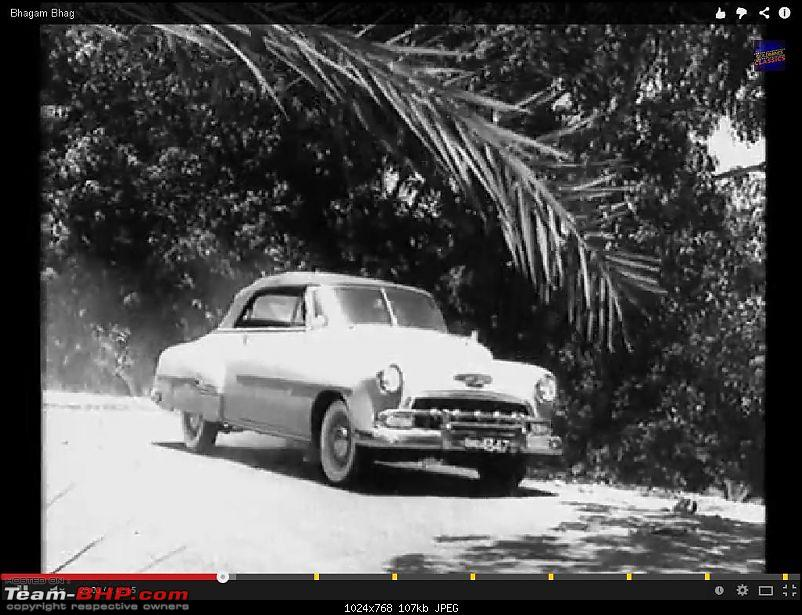 Old Bollywood & Indian Films : The Best Archives for Old Cars-bhagambhag02.jpg