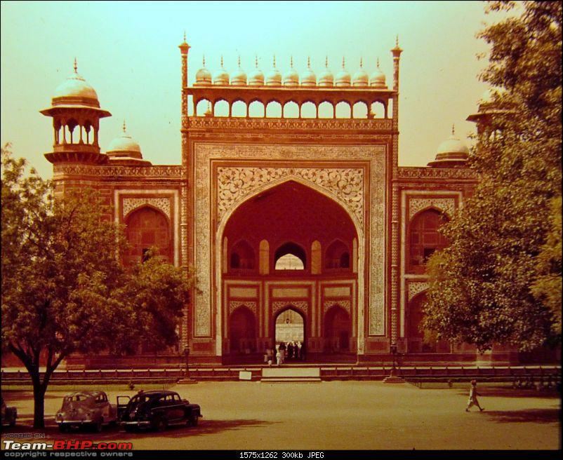 Nostalgic automotive pictures including our family's cars-outside-taj.jpg