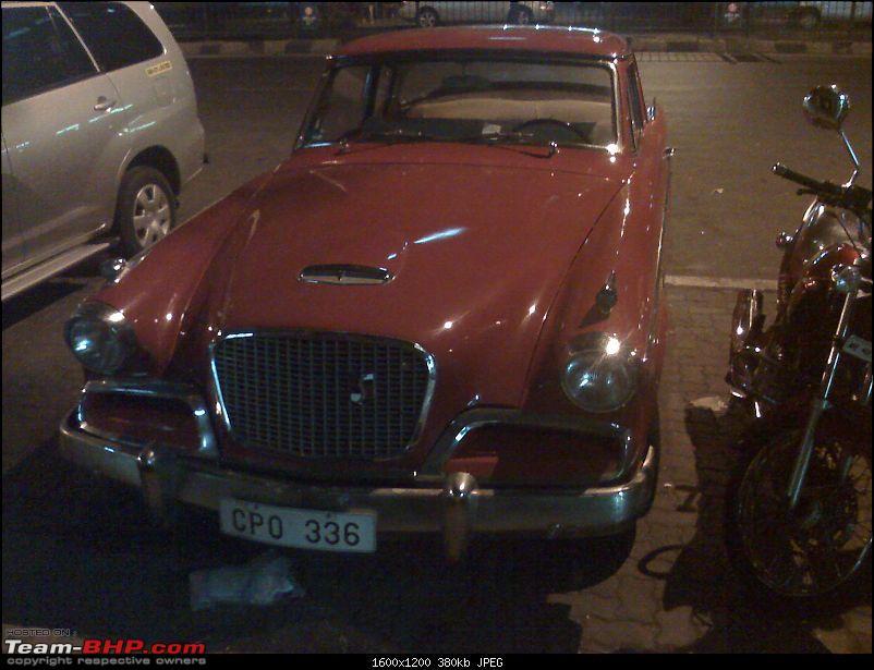 Calcutta-Restorer/Collectors-Bumpu Sircar-moto_0481.jpg