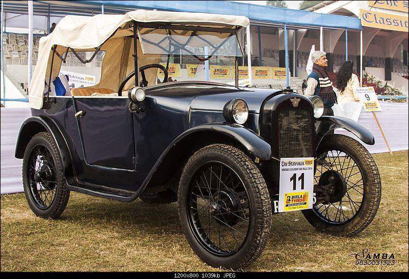 The Statesman Vintage & Classic Car Rally, Kolkata - January 2015-img_5498.jpg