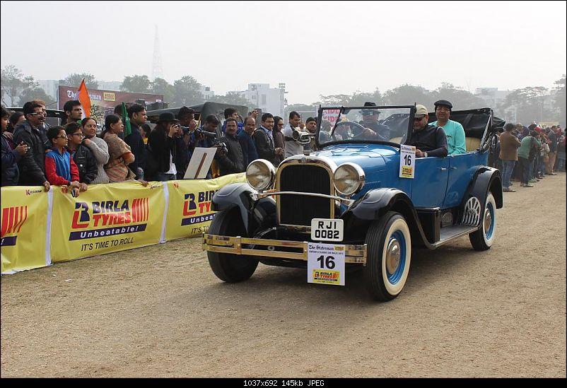 The Statesman Vintage & Classic Car Rally, Kolkata - January 2015-13.jpg