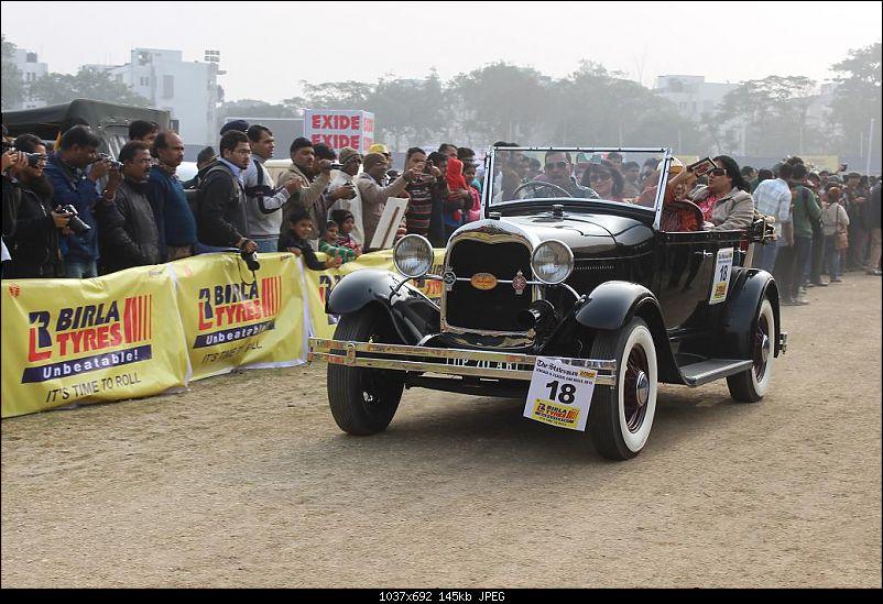 The Statesman Vintage & Classic Car Rally, Kolkata - January 2015-19.jpg