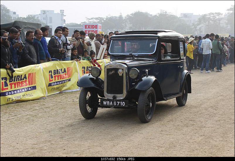 The Statesman Vintage & Classic Car Rally, Kolkata - January 2015-18.jpg